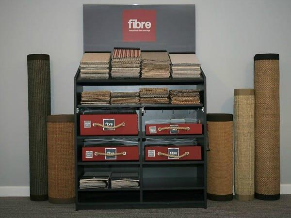Fibre Flooring Premier Stand