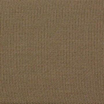 Cotton Plain Border Khaki