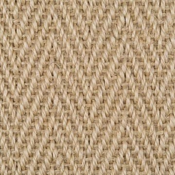 Sisal Herringbone Nickel