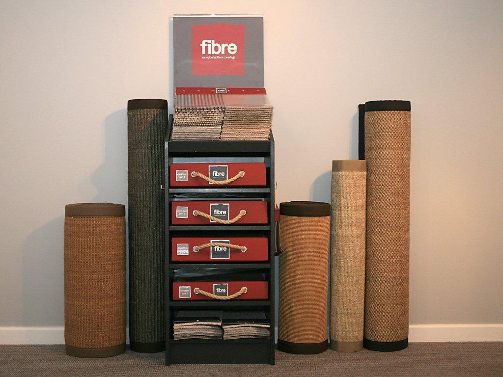 Fibre Bookcase Stand