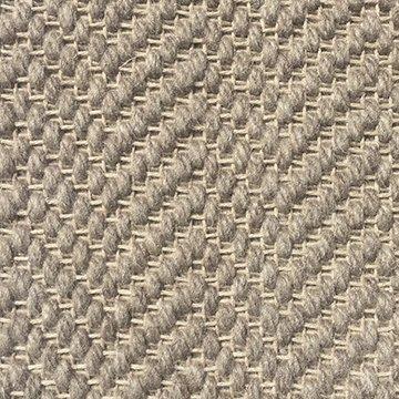 Wool Flatweave Classic Herringbone Arbour
