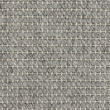 Wool Flatweave Classic Small Boucle Scree