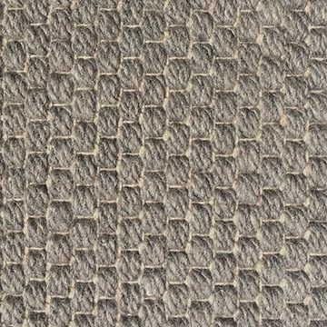 Wool Flatweave Classic Panama Hazelnut