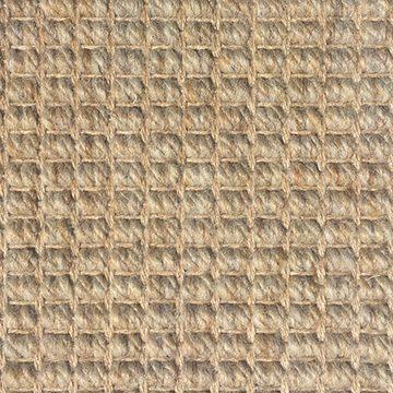 Wool Flatweave Classic Big Boucle Mortar