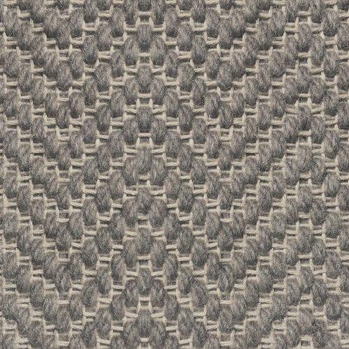 Wool Flatweave Classic Herringbone Peat