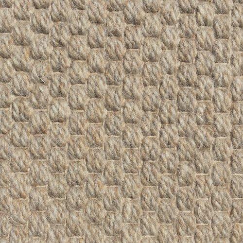 Wool Flatweave Classic Panama Biscotti