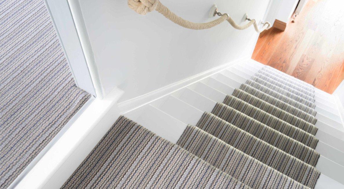 fibre flooring wool stairs SPINNER