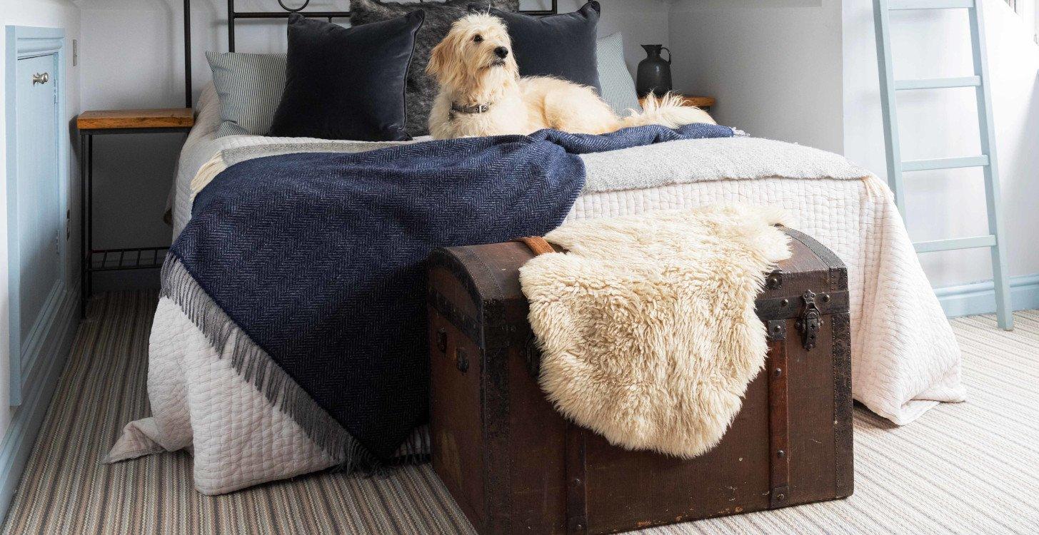 fibre flooring wool oxford SPINNER