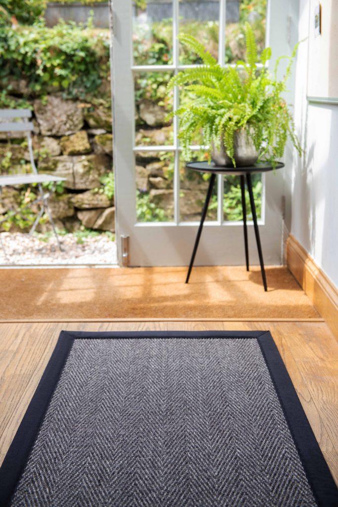fibre flooring sisal havana obsidian