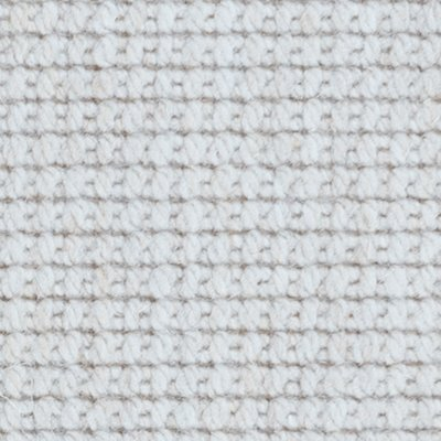 Wool Flatweave Classic Linear Crema