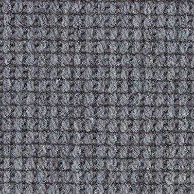 Wool Flatweave Classic Linear Mocha